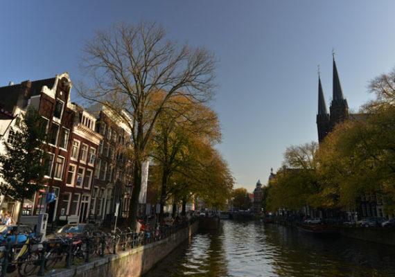 Амстердам. Наша первая осень