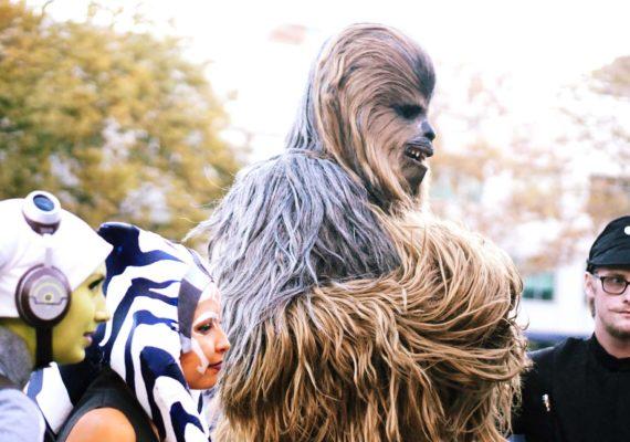 Австралия. Star Wars Ultimate Fan Weekend