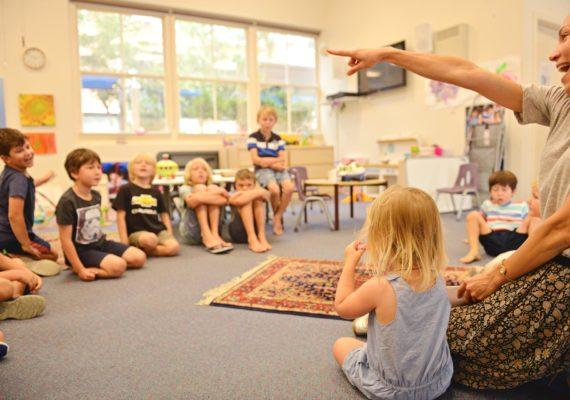 Новогодний урок в школе по развитию речи