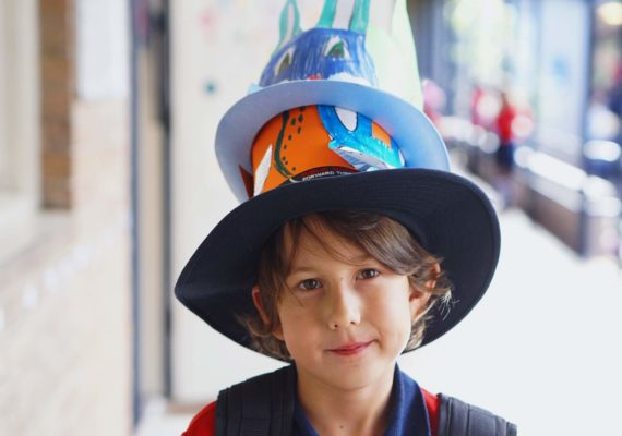 Easter Hats parade 2019